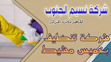 Photo of شركة تنظيف بخميس مشيط