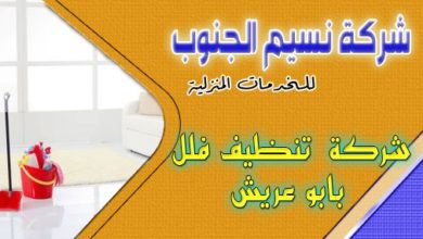 Photo of شركة تنظيف فلل بابو عريش 0536589462