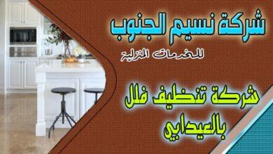 Photo of شركة تنظيف فلل العيدابي