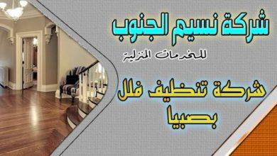 Photo of شركة تنظيف فلل بصبيا
