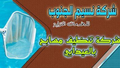 Photo of شركة تنظيف مسابح العيدابي