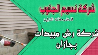 Photo of شركة رش مبيدات بجازان لاتصال بنا 0533862196
