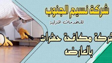 Photo of شركة مكافحة حشرات بالعارضه