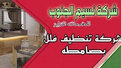 Photo of شركة تنظيف فلل بصامطه